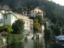I'll be back to Lake Como soon., IRENE SX - November 2008