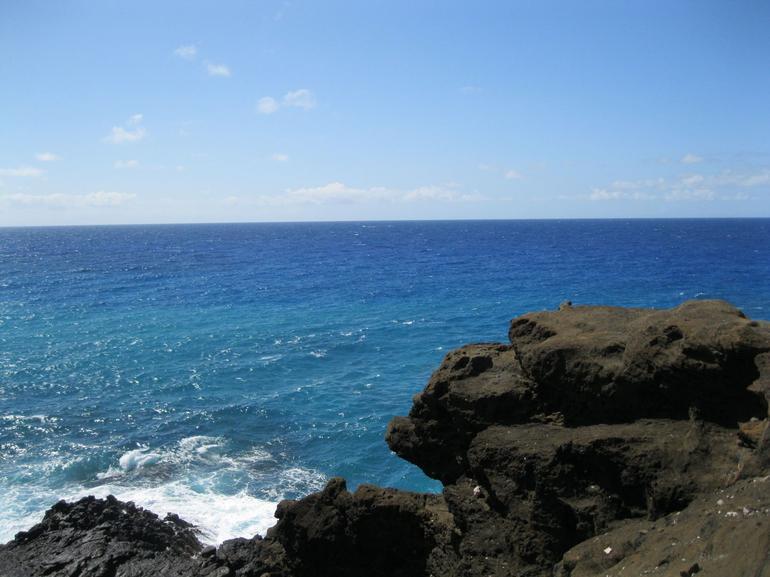 Blow Hole - Oahu