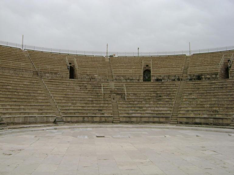 Caesarea - amphitheatre - Tel Aviv