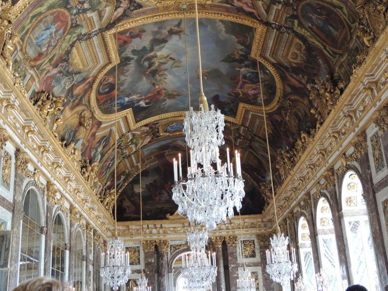 Castelo de Versalles - Paris