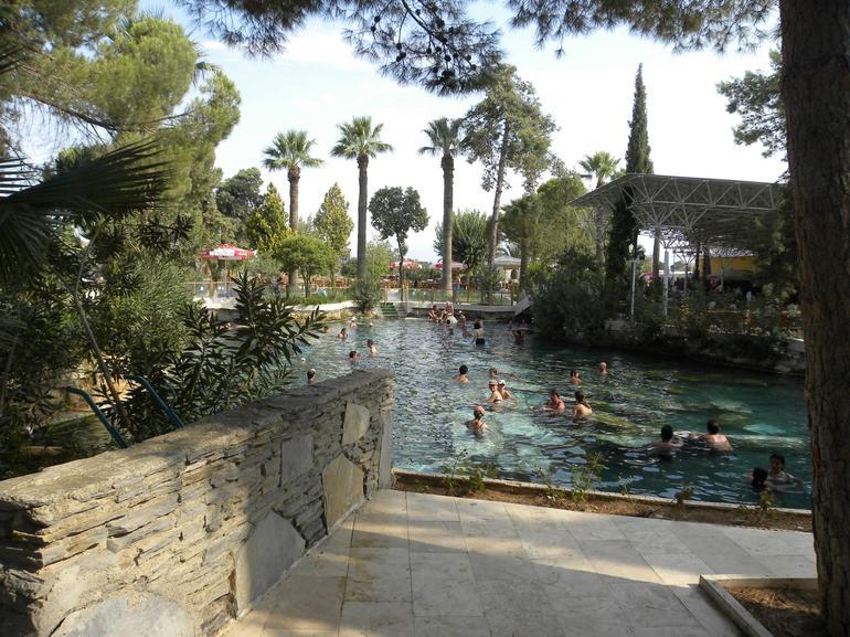 Cleopatra Bath - Izmir