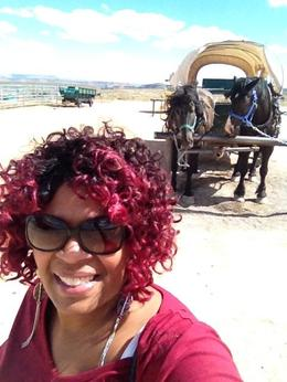 No visit to the Grand Canyon is complete without a selfie., Nichlas T - September 2014