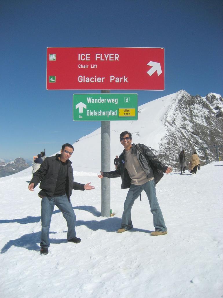 Gaurav & Mayur - Zurich