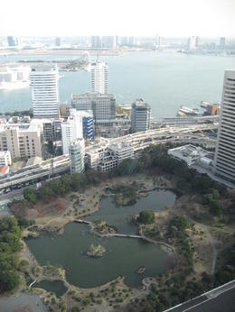 view from world trade center , Tsz Ho W - January 2011