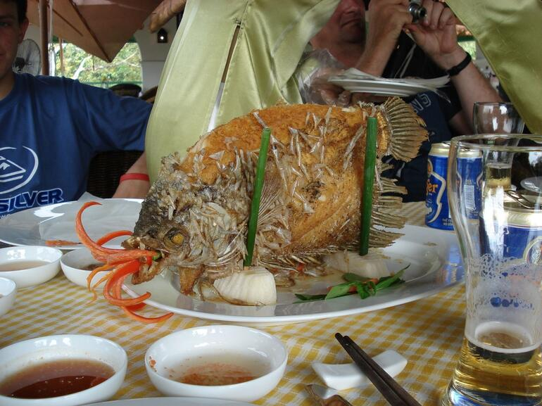 Lunch - Ho Chi Minh City