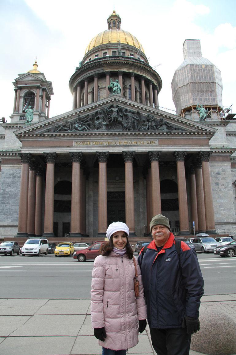 St. Petersburg Walking City Tour