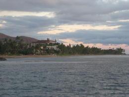 Maui coastline, Undercover Américan - January 2012