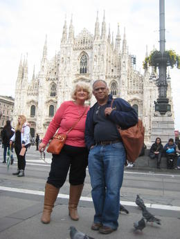 At Duomo, central Milan Nov 2014 , Udaikumar S - December 2014