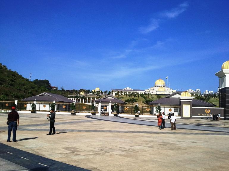 New presidential palace - Kuala Lumpur