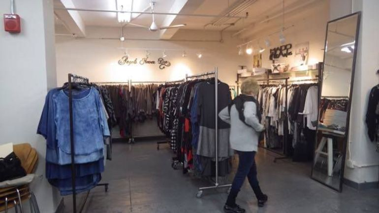 Garment District Special Access Shopping Tour photo 20