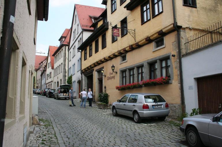 Our Hotel in Rothenburg - Frankfurt