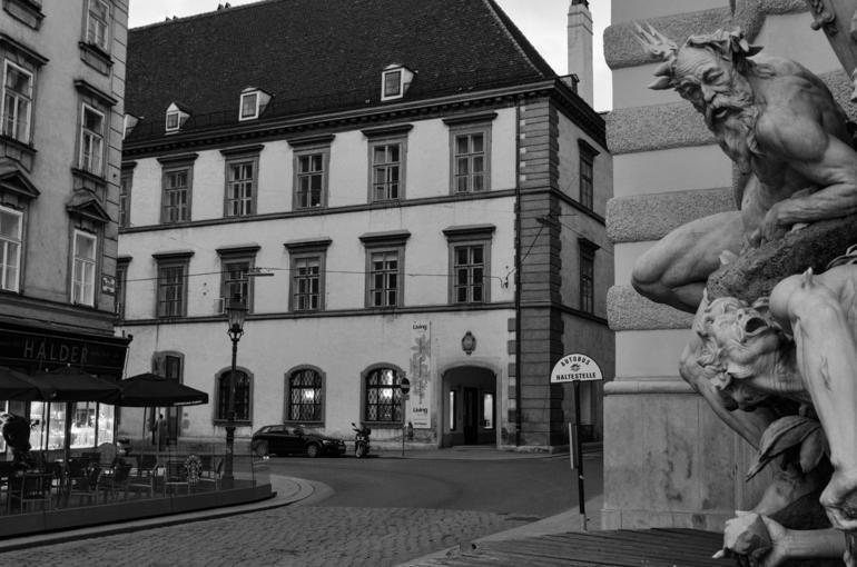 Reitschulgasse and Habsburgergasse - Vienna