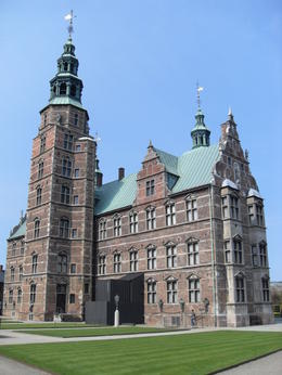 Rosenborg Slot , Dario Z - May 2011