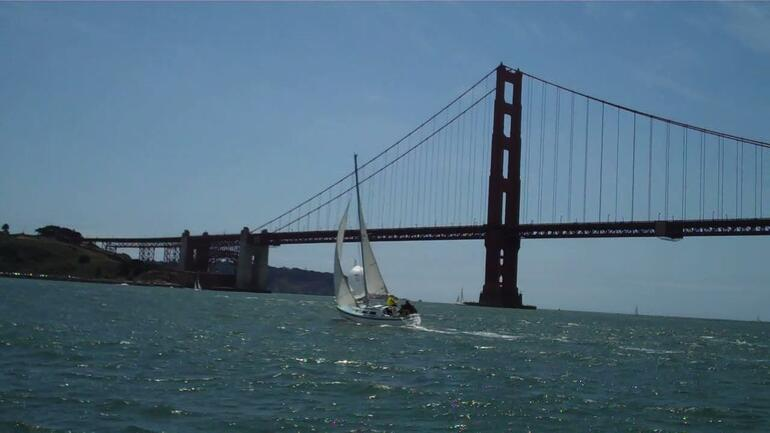 SF Bay Sailing - San Francisco