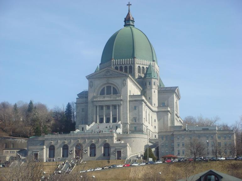 Basilica St. Joseph, Montreal - Montreal