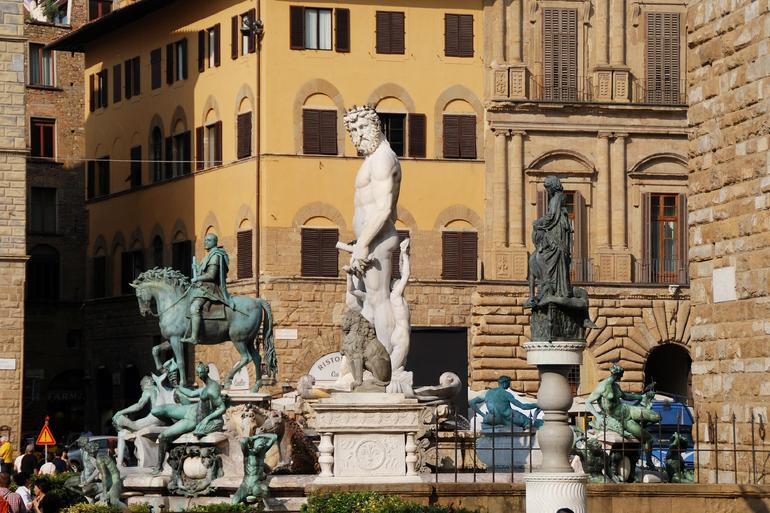 Statues - Florence