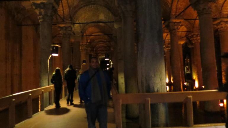 The Cistern Basilica - Istanbul
