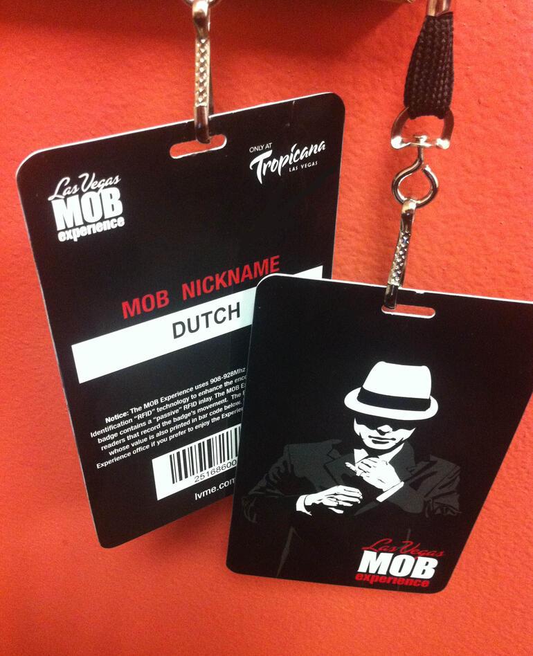 The Vegas Mob Experience - Las Vegas
