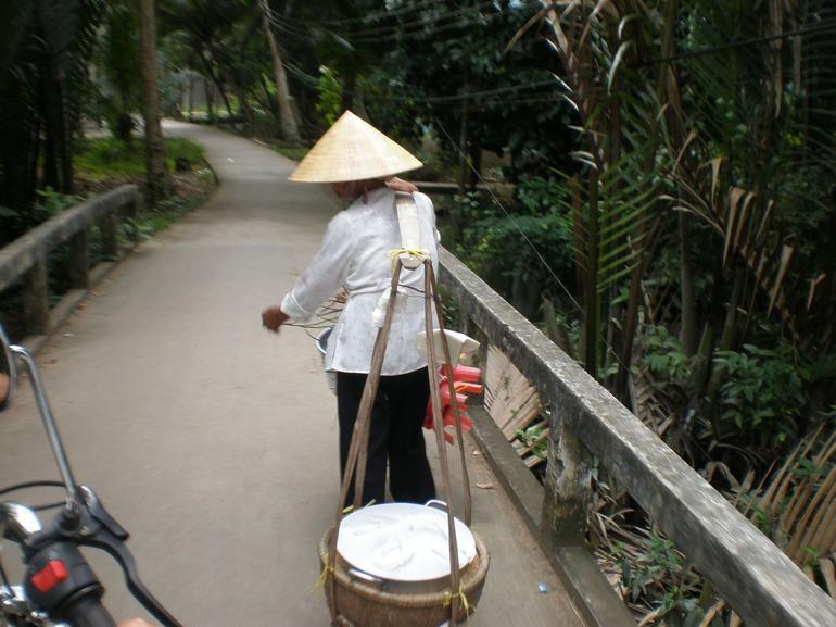 Through the jungle - Ho Chi Minh City