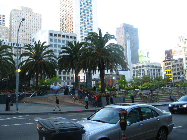 Union Square - San Francisco