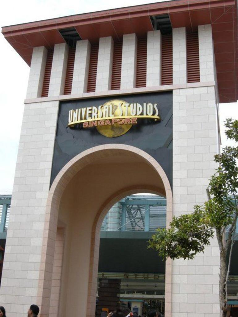 Universal Studios!!! - Singapore