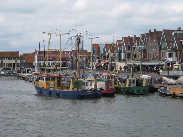 Volendam fishing village - Amsterdam