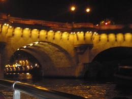 Seine River Cruise - photo from the 'Bateau'!!, Simon H - October 2010