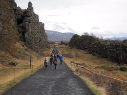 Thingvellir National Park - Tectonic Plates , John S - January 2017