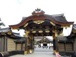 Entry to Nijo Castle , James T - February 2017