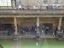 Inside Roman Baths , Arlene B - July 2017