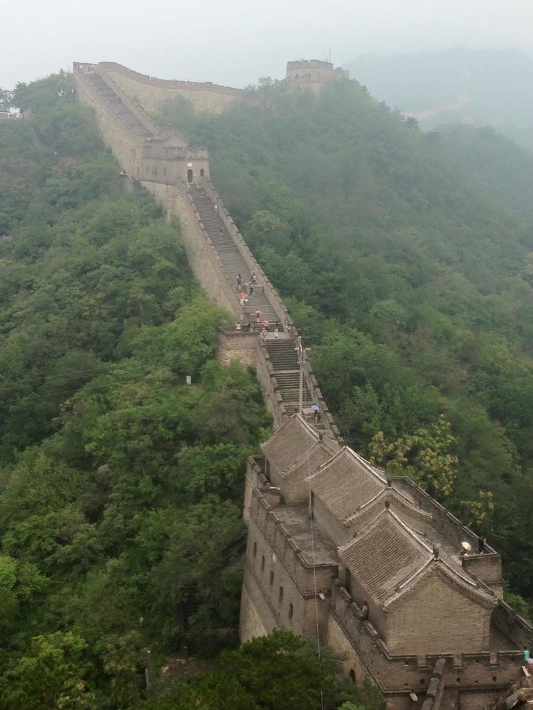 Great Wall of China Small-Group Day Trip from Beijing photo 11