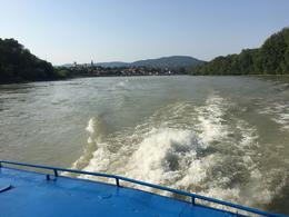 The boat back to Budapest , Chris V - August 2017