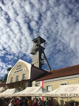 Wieliczka Salt Mine Main Entrance , Margaret R - September 2017