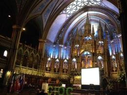 International Competition of Pipe Organists at Notre Dame Montreal , mariakwan - October 2017