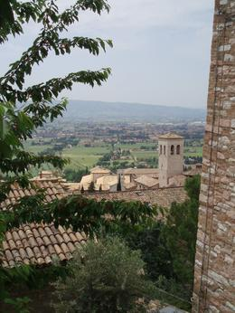The view from Assisi, Heather T - June 2009