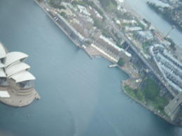 The Harbour and Opera House. , Poppy - January 2012