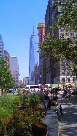A brilliant walking tour through downtown Manhattan. , Brian S - August 2015