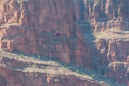 Taken as we lift out of the Canyon , Jack M - September 2012