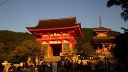 Kiyomizu Temple, Kyoto - December 2011