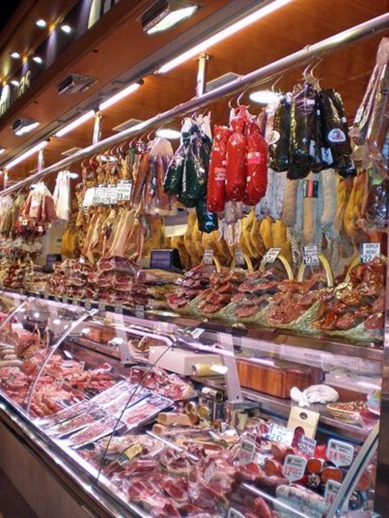 La Boqueria Markets - Barcelona
