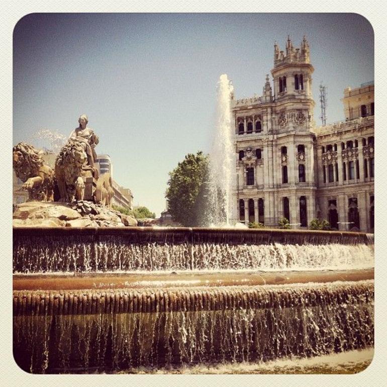 Madrid City Hop-on Hop-off Tour - Madrid
