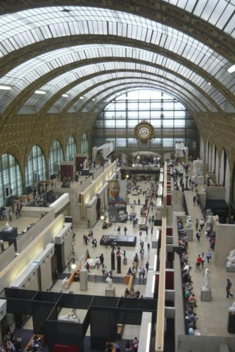 Musee D'Orsay, June 2014 -