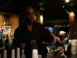 What a great bartender! - February 2012