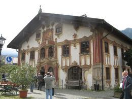 A house in Oberammergau., Shin M - September 2010