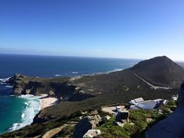 On Top of Cape Point , Siriporn D - July 2015
