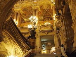 Palais Garnier, Rachel - April 2014