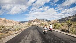 Red Rock Canyon Scooter Tour from Las Vegas, Nevada., Viator Insider - December 2017