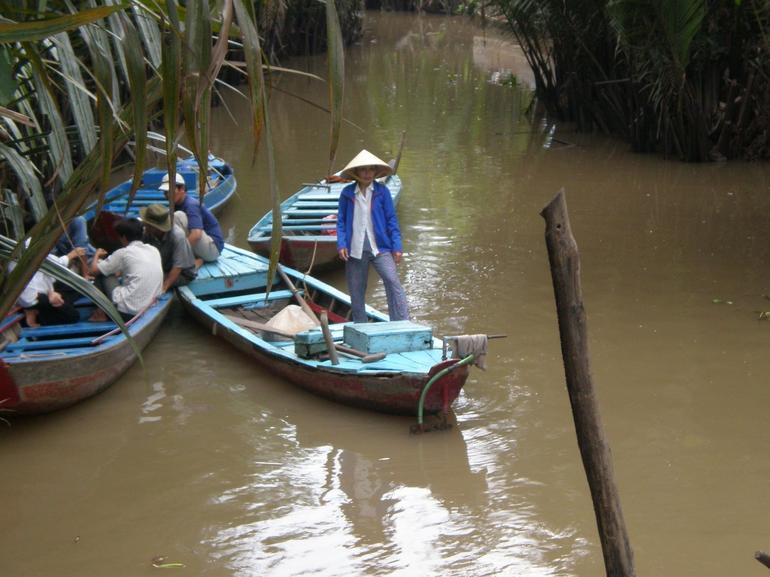 Return Journey - Ho Chi Minh City