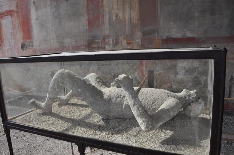 Stone Man - Naples