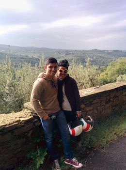 This is a great example of the views we got to see from the tuscan area! You will not regret taking this tour! , Jesus D - October 2015